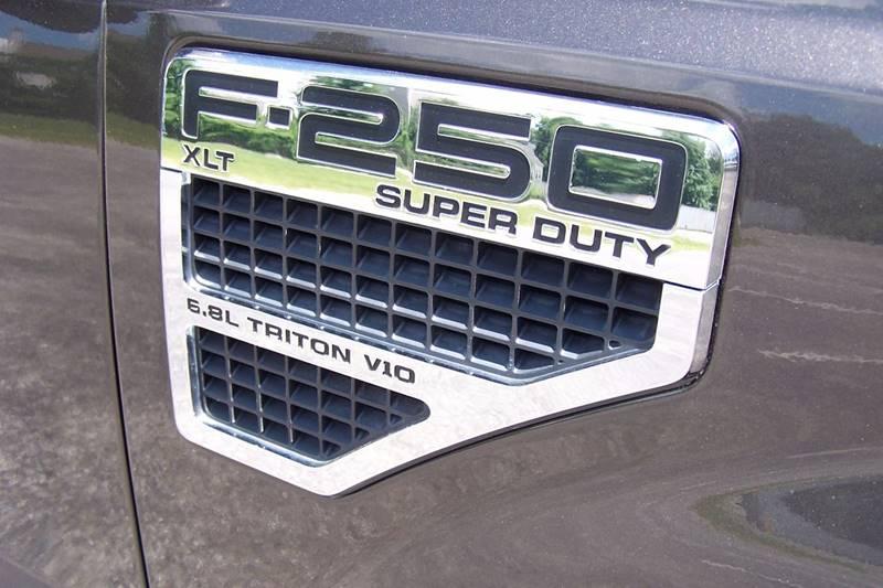2008 Ford F-250 Super Duty XLT 4dr Crew Cab 4WD LB - Glen Burnie MD