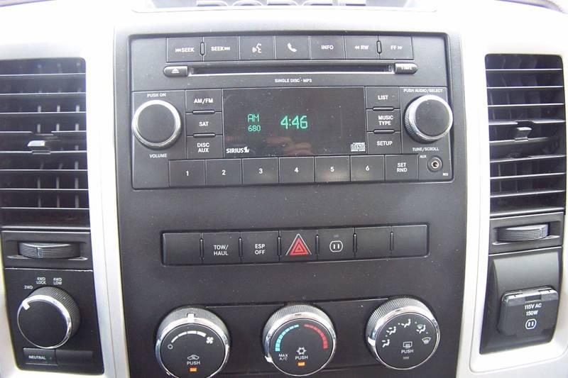 2009 Dodge Ram Pickup 1500 4x4 SLT Sport 4dr Crew Cab 5.5 ft. SB - Glen Burnie MD