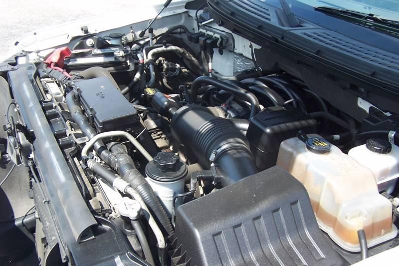 2010 Ford F-150 4x4 XLT 4dr SuperCab Styleside 6.5 ft. SB - Glen Burnie MD