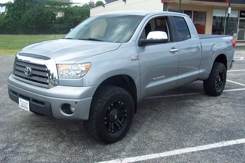 2008 Toyota Tundra 4x4 Limited 4dr Double Cab (5.7L V8) - Glen Burnie MD