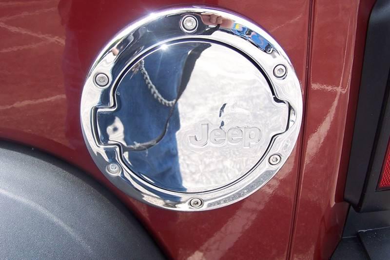 2007 Jeep Wrangler 4x4 X 2dr SUV - Glen Burnie MD
