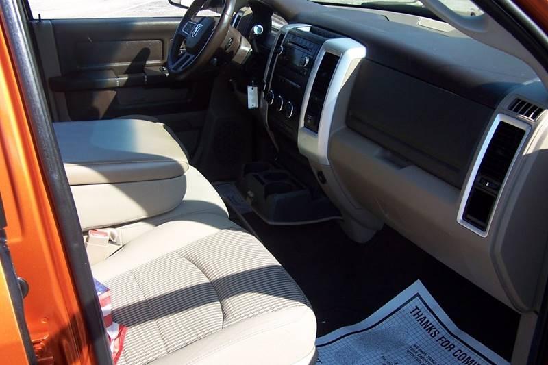 2010 Dodge Ram Pickup 1500 4x4 TRX4 Off Road 4dr Crew Cab 5.5 ft. SB Pickup - Glen Burnie MD
