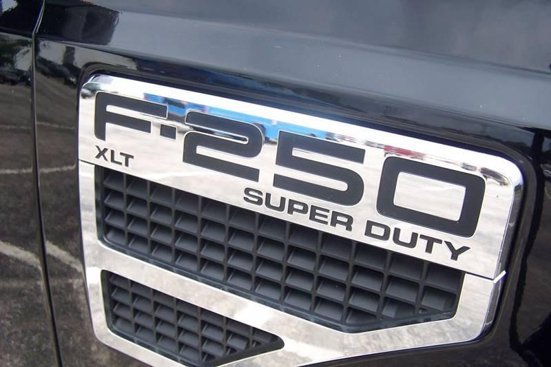 2008 Ford F-250 Super Duty XLT 4dr SuperCab 4WD SB - Glen Burnie MD