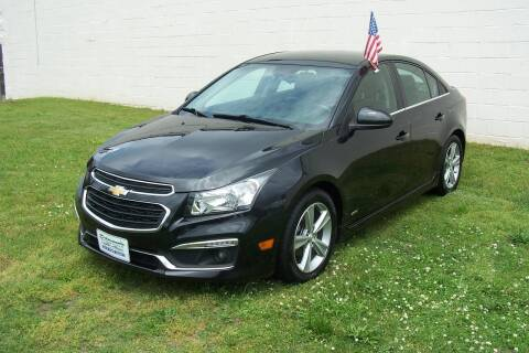 2015 Chevrolet Cruze 2LT Auto for sale at Dawsons Auto & Cycle in Glen Burnie MD