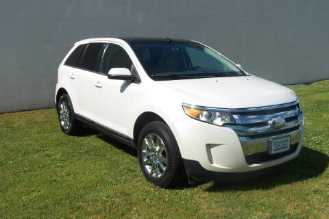 2013 Ford Edge Limited for sale at Dawsons Auto & Cycle in Glen Burnie MD