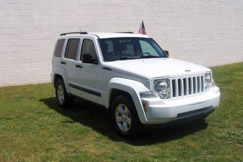 2011 Jeep Liberty Sport for sale at Dawsons Auto & Cycle in Glen Burnie MD