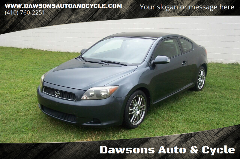 2005 Scion tC for sale at Dawsons Auto & Cycle in Glen Burnie MD