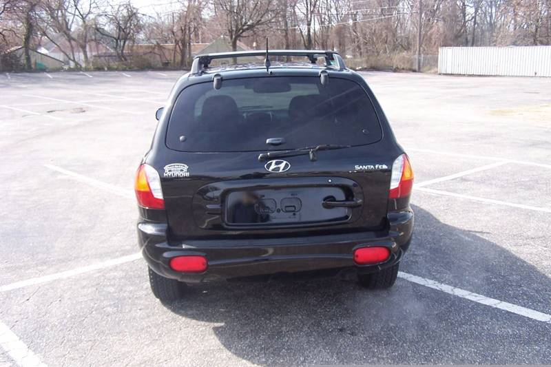 2004 Hyundai Santa Fe AWD GLS 4dr SUV - Glen Burnie MD