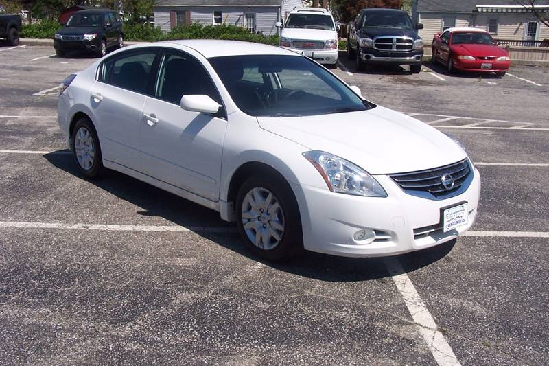 2012 Nissan Altima 2.5 S 4dr Sedan - Glen Burnie MD