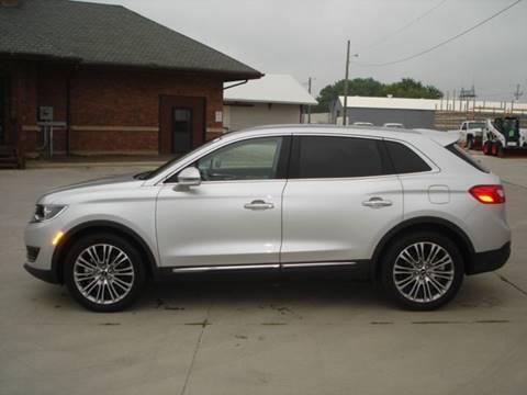 2016 Lincoln MKX for sale in Wayne, NE