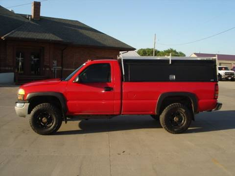 2006 GMC Sierra 2500HD for sale in Wayne, NE