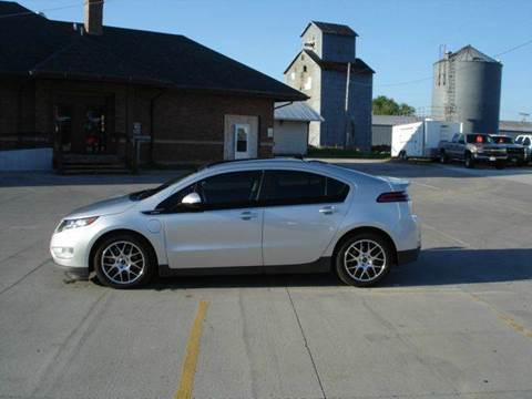 2012 Chevrolet Volt for sale in Wayne, NE