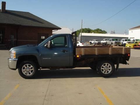 2012 Chevrolet Silverado 2500HD for sale in Wayne, NE