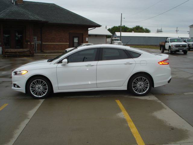 White Ford Fusion Tinted Windows >> 2015 Ford Fusion AWD SE 4dr Sedan In Wayne NE - Quality Auto Sales