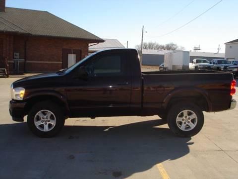 2008 Dodge Ram Pickup 1500 for sale in Wayne, NE