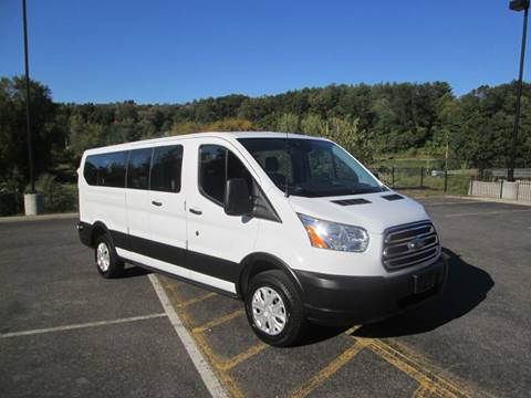 15 Passenger Vans For Sale >> 2019 Ford Transit Passenger For Sale In Watertown Ct
