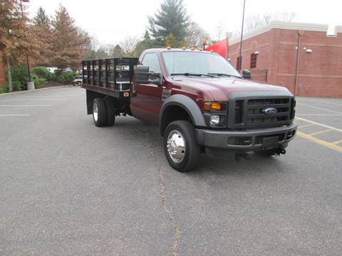 2009 Ford F-450 Super Duty for sale in Watertown, CT
