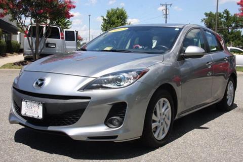 2012 Mazda MAZDA3 for sale in Yorktown VA