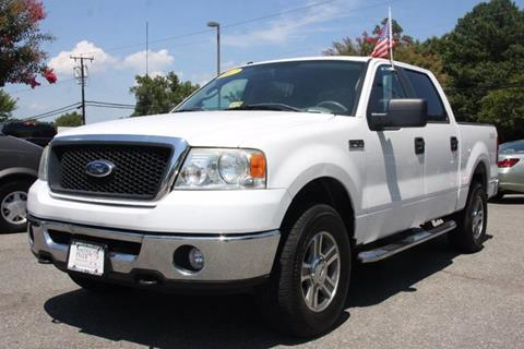 2007 Ford F-150 for sale in Yorktown, VA