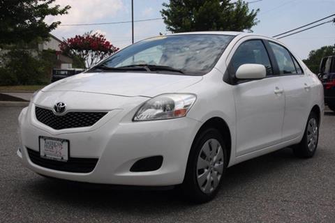 2012 Toyota Yaris for sale in Yorktown, VA