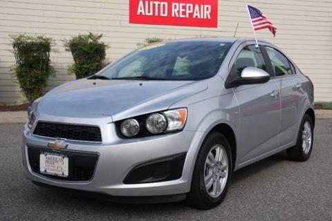 2015 Chevrolet Sonic for sale in Yorktown, VA