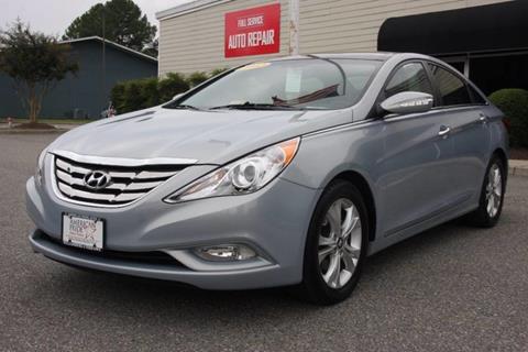 2012 Hyundai Sonata for sale in Yorktown VA