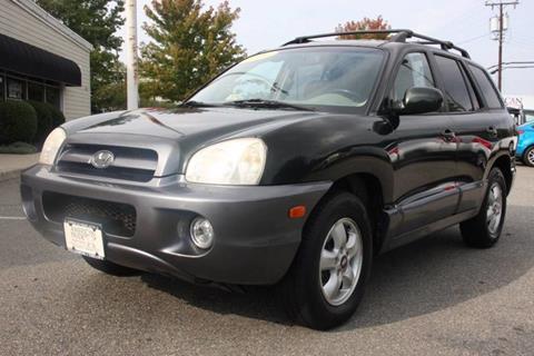 2006 Hyundai Santa Fe for sale in Yorktown, VA