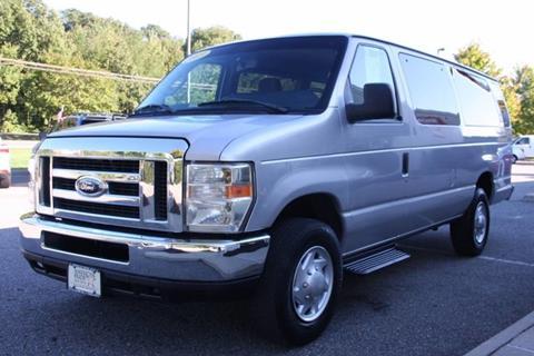 2013 Ford E-Series Wagon for sale in Yorktown VA