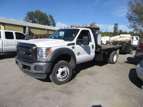 2016 Ford F-550 for sale in Bowling Green, KY