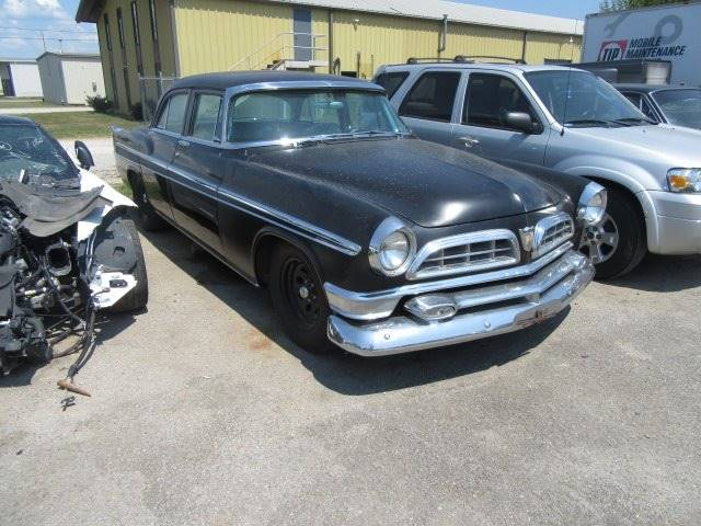 1955 Chrysler New Yorker for sale at Larry Harper Auto Sales in Bowling Green KY