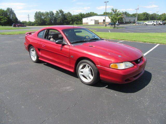 1995 Ford Mustang for sale at Larry Harper Auto Sales in Bowling Green KY