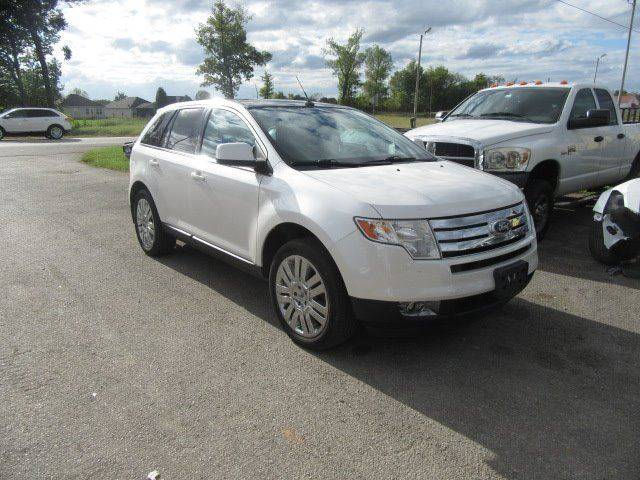 2010 ford edge awd limited 4dr crossover in bowling green ky larry harper auto sales. Black Bedroom Furniture Sets. Home Design Ideas