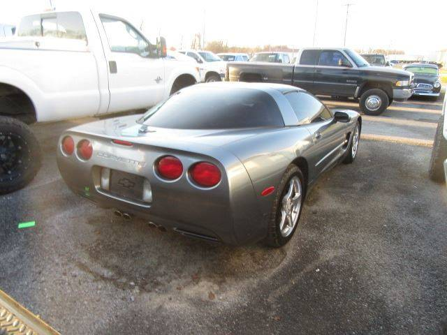 2004 Chevrolet Corvette 2dr Coupe In Bowling Green Ky