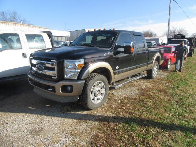 2013 ford f 250 super duty 4x4 king ranch 4dr crew cab 6 8 ft sb pickup in bowling green ky. Black Bedroom Furniture Sets. Home Design Ideas