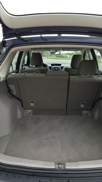 2014 Honda CR-V AWD LX 4dr SUV - Clinton NY