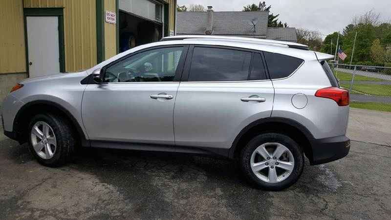 2014 Toyota RAV4 for sale at Clinton Auto Service - Sales in Clinton NY