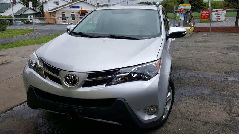 2014 Toyota RAV4 AWD XLE 4dr SUV - Clinton NY