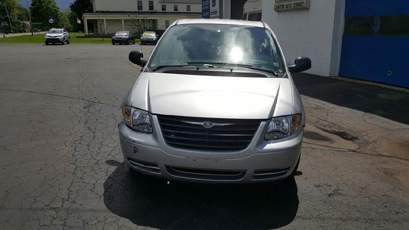 2007 Chrysler Town and Country for sale at Clinton Auto Service - Sales in Clinton NY