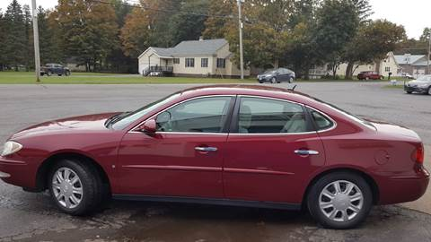 2006 Buick LaCrosse for sale at Clinton Auto Service - Sales in Clinton NY