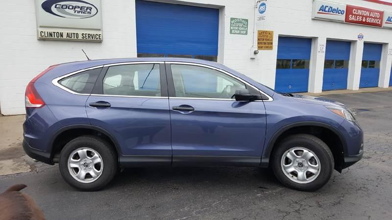 2013 Subaru Outback for sale at Clinton Auto Service - Sales in Clinton NY