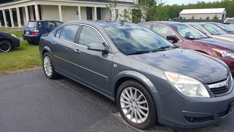 2007 Saturn Aura for sale at Clinton Auto Service - Sales in Clinton NY