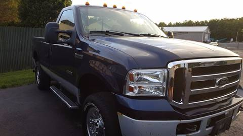 2006 Ford F-250 Super Duty for sale at Clinton Auto Service - Sales in Clinton NY