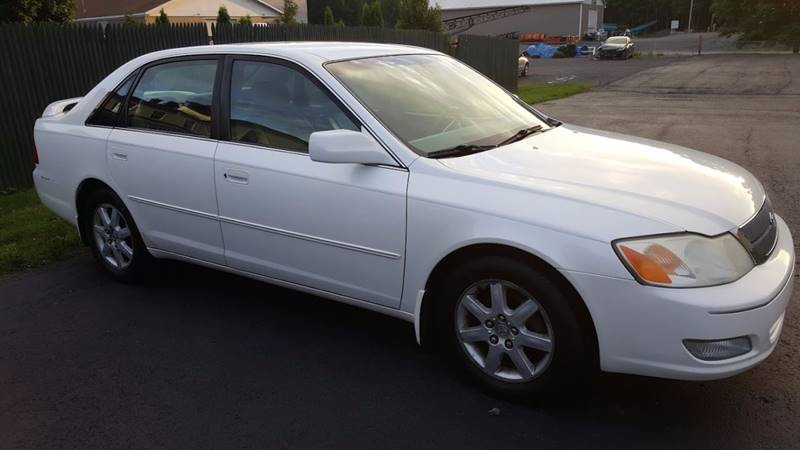 2001 Toyota Avalon for sale at Clinton Auto Service - Sales in Clinton NY