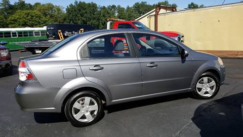 2009 Chevrolet Aveo for sale at Clinton Auto Service - Sales in Clinton NY