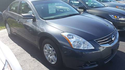 2011 Nissan Altima for sale at Clinton Auto Service - Sales in Clinton NY