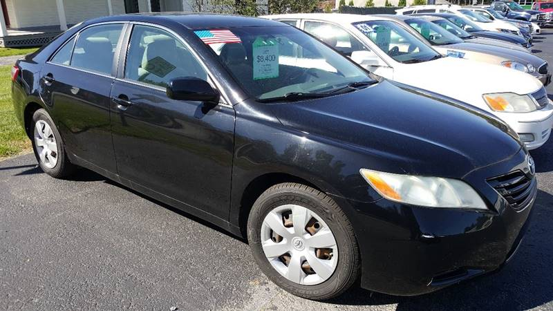 2007 Toyota Camry for sale at Clinton Auto Service - Sales in Clinton NY