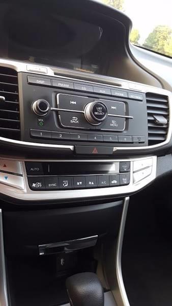 2013 Honda Accord LX 4dr Sedan CVT - Clinton NY