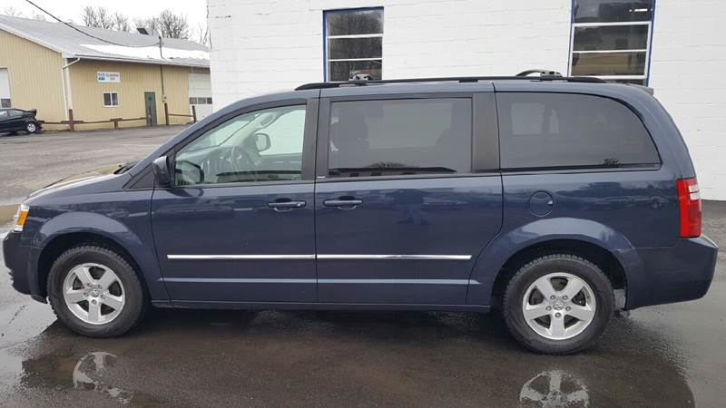 2009 Dodge Grand Caravan for sale at Clinton Auto Service - Sales in Clinton NY