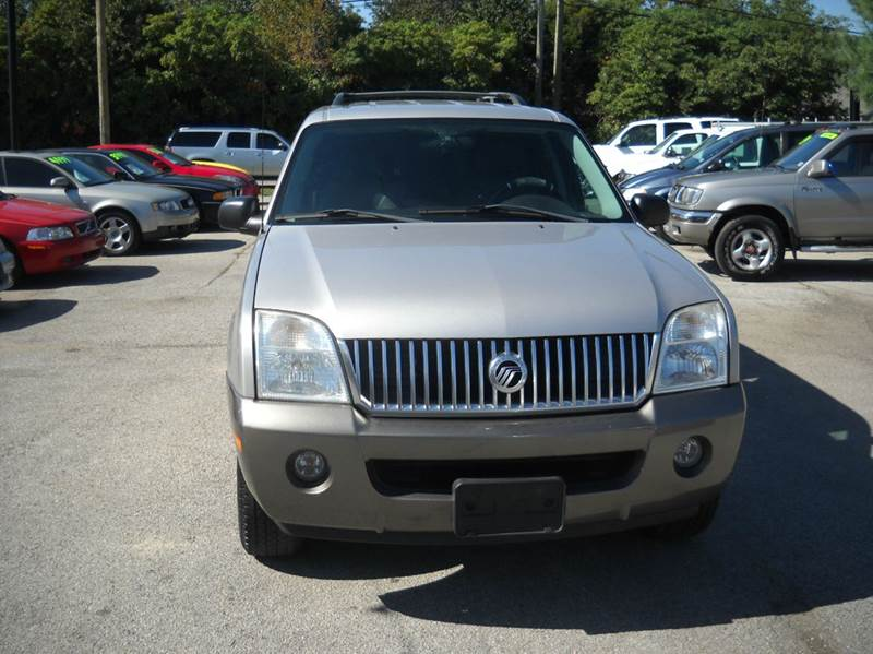 2004 Mercury Mountaineer for sale at Auto Sales Sheila, Inc in Louisville KY