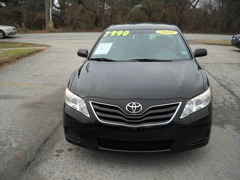 2010 Toyota Camry for sale at Auto Sales Sheila, Inc in Louisville KY